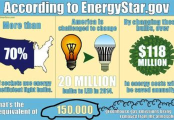 Energy Saving Light Bulbs Facts