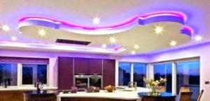 How to Install LED Strip Lights on Ceiling