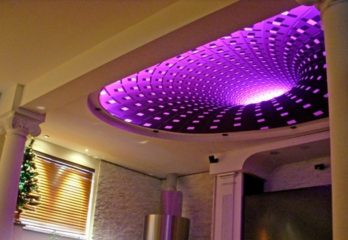Installing LED Lights in Ceiling