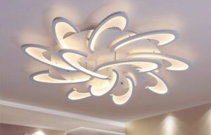 LED Ceiling Light Fixtures Residential