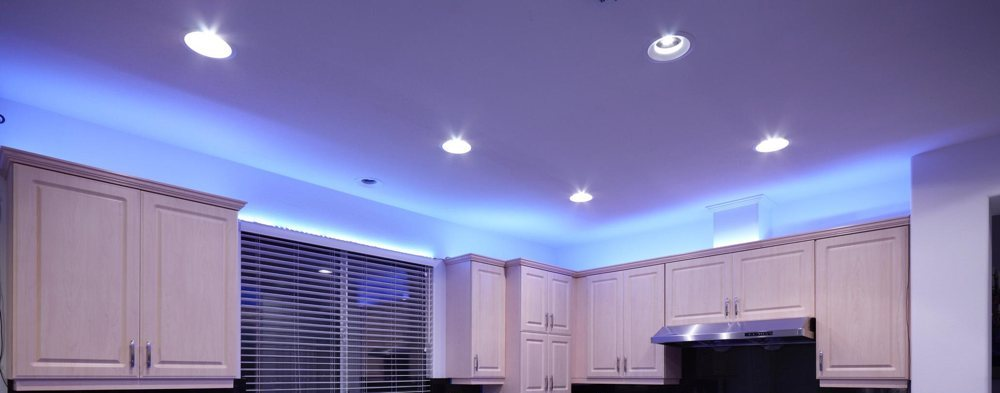 LED Light Installation