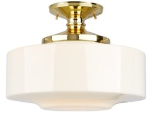 LED semi flush Lights